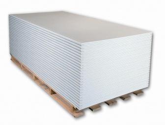 519.-Ft/m2 Gipszkarton normál 12,5x 2000x 1200mm (2)